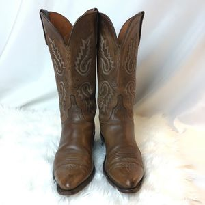 Infamous 1883 Lucchese boots!!! size 8.5